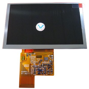 Original Innolux 5.0'' inch LCD AT050TN43 V.1