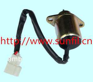Stop Start Shut Off Solenoid 3 laidai 05 seires1503ES-12A5UC5S.12V